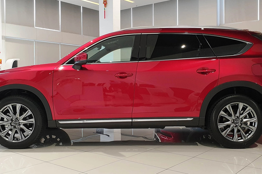 Mazda CX-8 2.0 Luxury - Hình 7